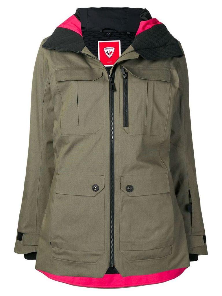 Rossignol Type ski jacket - Green