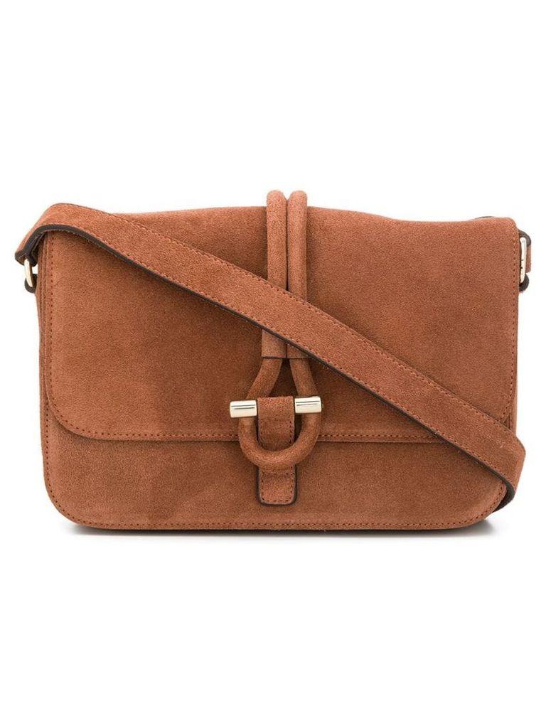 Tila March T-bar shoulder bag - Brown