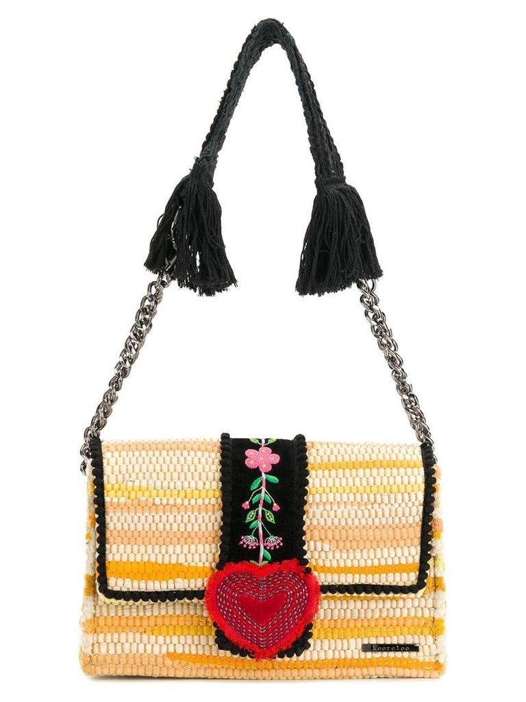 Kooreloo Divine shoulder bag - Yellow