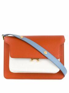 Marni Trunk shoulder bag - Orange