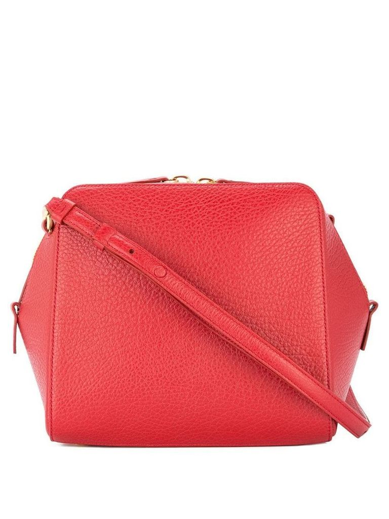 Maison Margiela square shoulder bag - Red