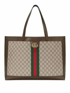 Gucci Ophidia GG tote - Brown