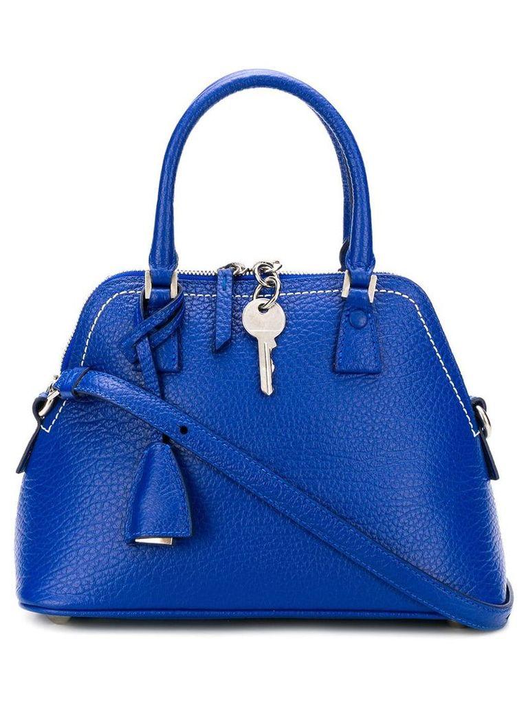 Maison Margiela mini haute shoulder bag - Blue