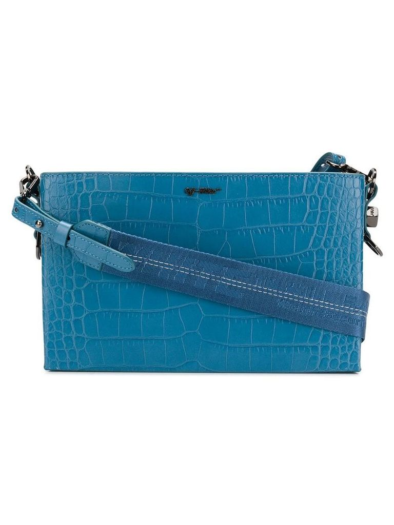 Off-White inside-a-box bucket bag - Blue