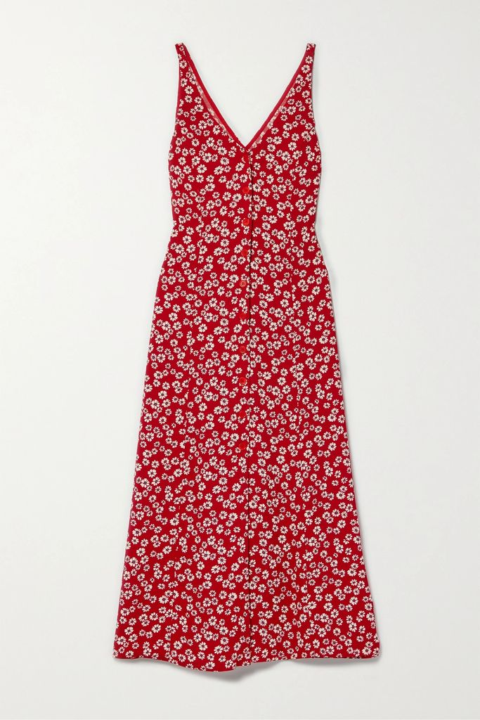 Ulla Johnson - Barranco Crocheted Cotton And Lurex-blend Tote - Cream