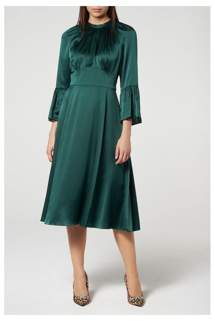 Womens L.K.Bennett Green Sage Dress -  Green