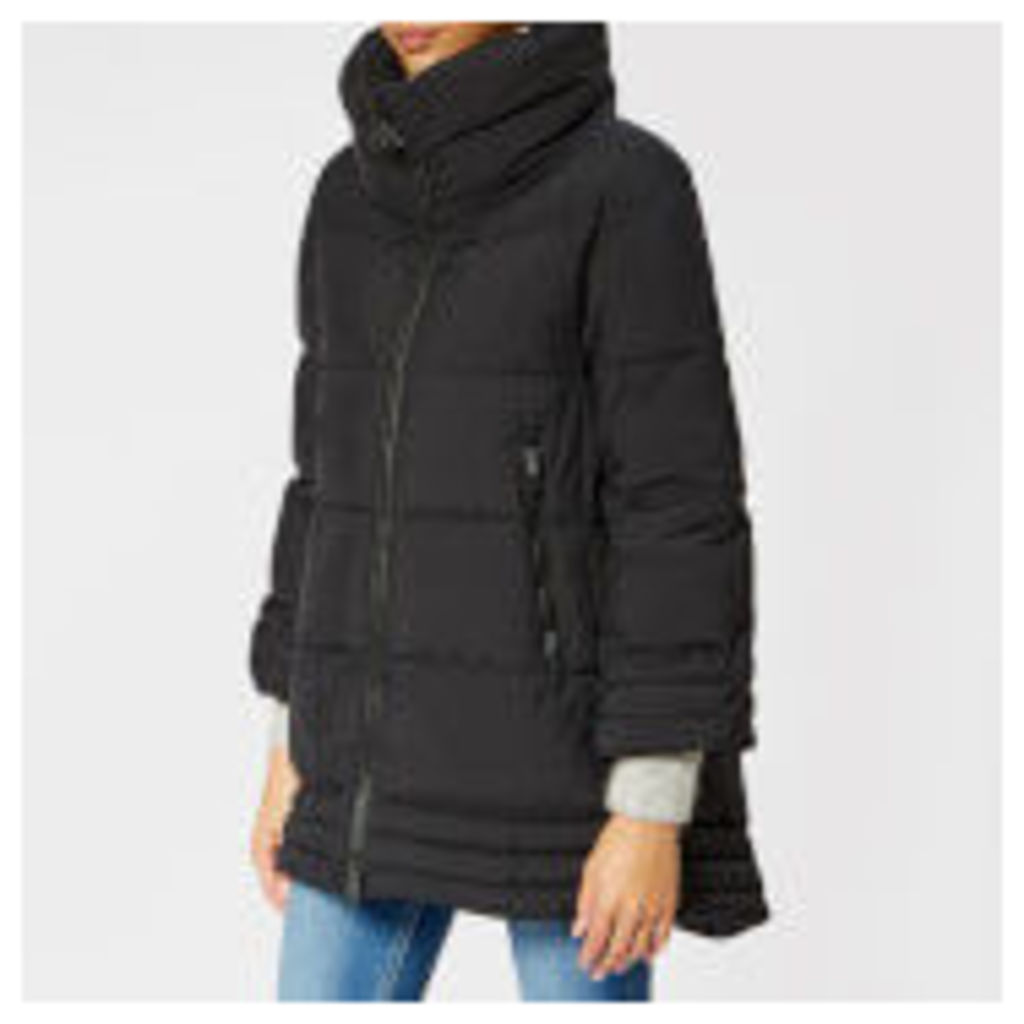 Herno Women's Laminar Padded Coat - Black