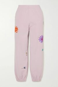 Needle & Thread - Sequin-embellished Tulle Midi Skirt - Pink