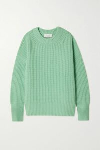 Marques' Almeida - Waisted Smocked Brocade Midi Skirt - Black