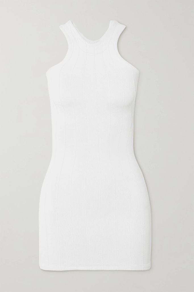 Altuzarra - Faro Asymmetric Wool-blend Skirt - Black