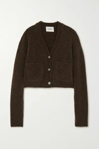 Burberry - Wool Coat - Navy