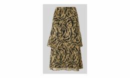 Reed Devore Silk Mix Skirt