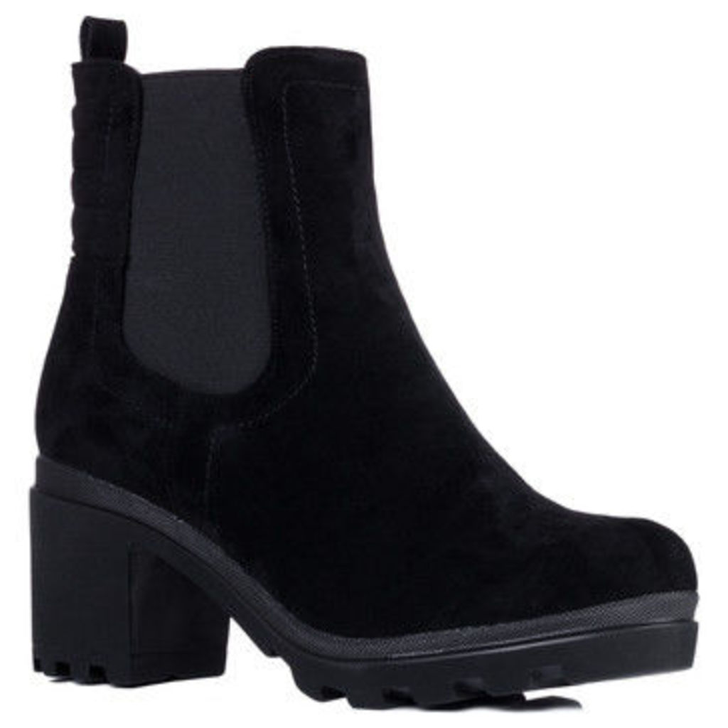 Spylovebuy  Ranger Two  women's Low Ankle Boots in Black