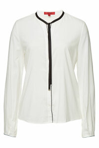 Hugo Eltanin Blouse with Self-Tie Bow