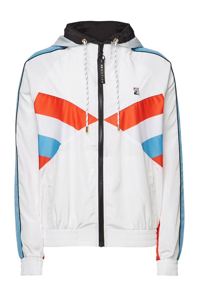 P.E. Nation The Ruck Track Jacket