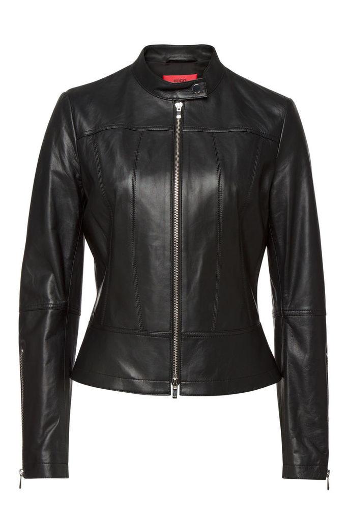 Hugo Lonette Leather Jacket