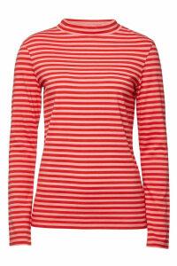 M.i.h Jeans Emelie Striped Cotton Shirt