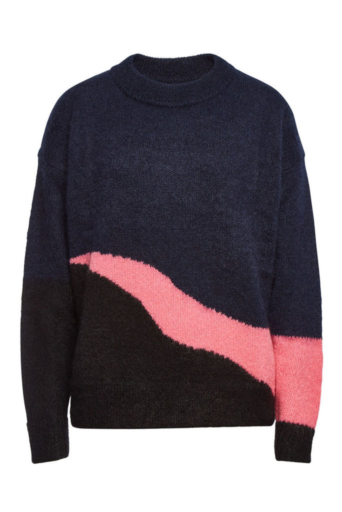 Zadig & Voltaire Tony Pullover with Mohair and Wool