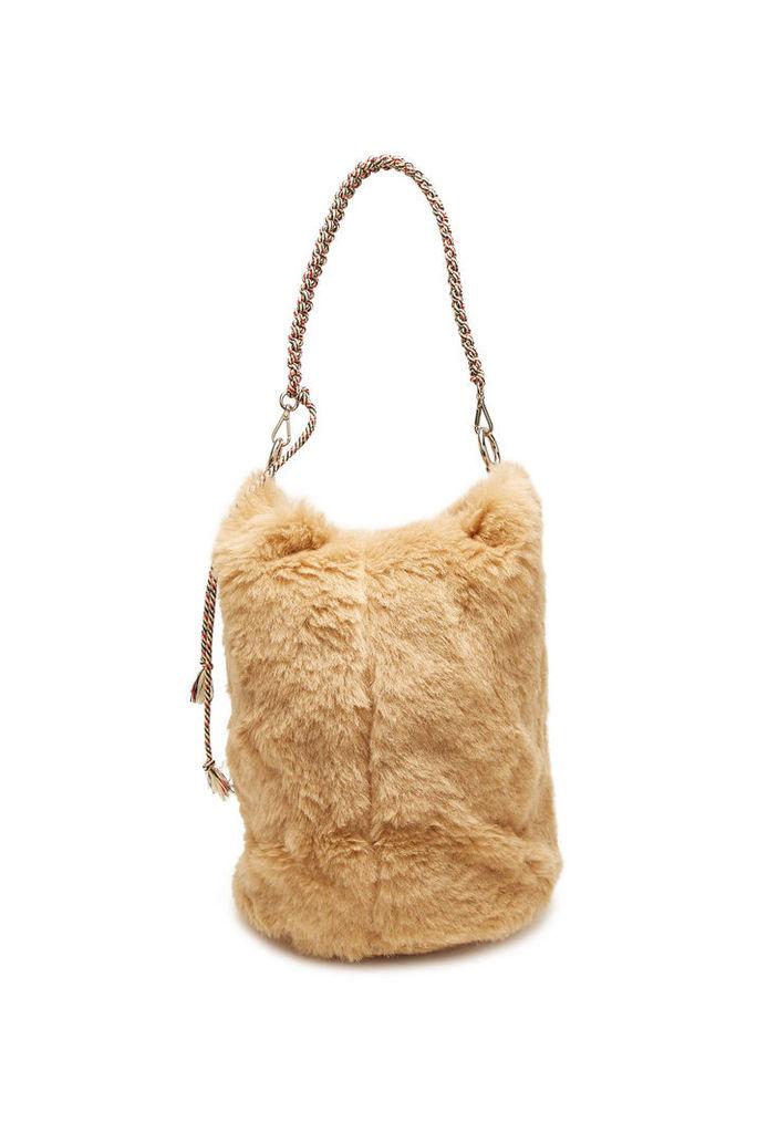 Muu ± Gibi Bear Faux Fur Tote