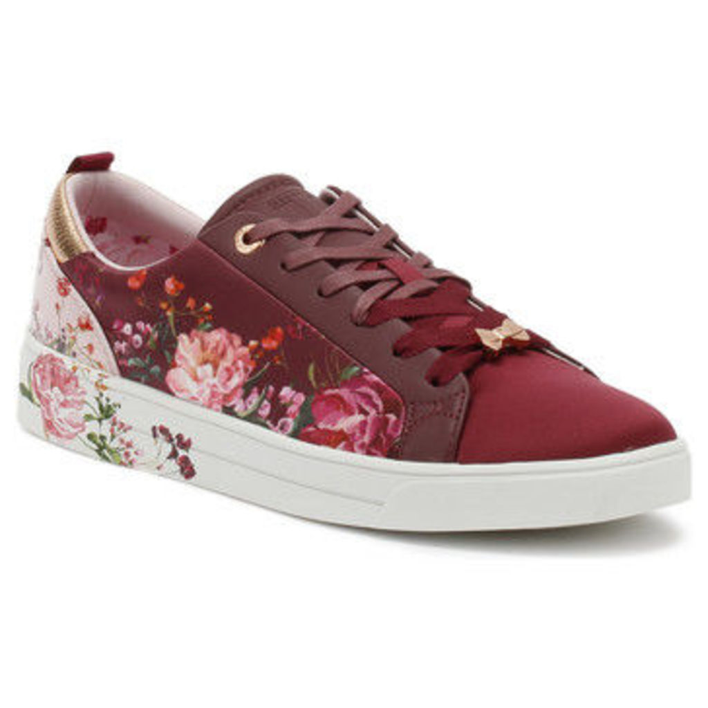 Ted Baker  Womens Serenity Pink Giellit Trainers  women's Shoes (Trainers) in Pink