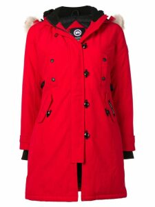 Canada Goose loose fitted coat - Red