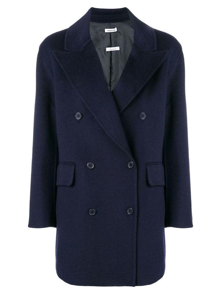 P.A.R.O.S.H. Lover coat - Blue