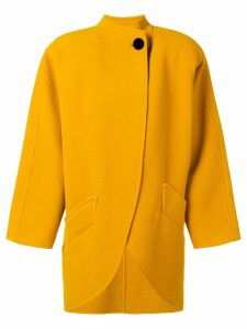 Marc Jacobs cocoon coat - Yellow