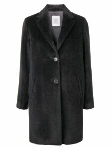 Eleventy classic winter coat - Black
