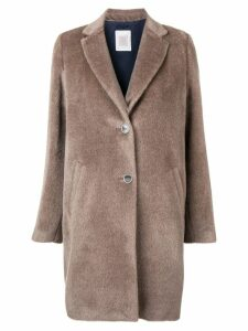 Eleventy formal winter coat - Neutrals