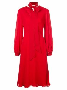 Sachin & Babi Core midi dress - Red