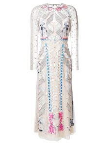 Temperley London Kite cocktail dress - Grey
