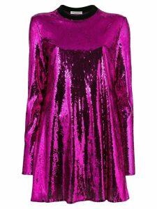 Philosophy Di Lorenzo Serafini sequin embellished mini dress - Pink
