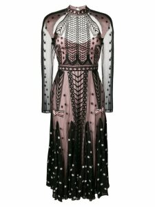 Temperley London Storm dress - Black