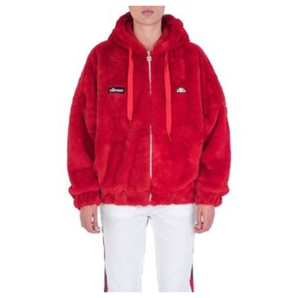 Ellesse  SGY03783 RIBBON RED GIOVANNA ZIP JACKET  women's Jacket in Red