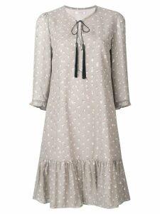 Dorothee Schumacher Heavenly Light Dress - Grey