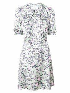 Jill Stuart floral print dress - Green