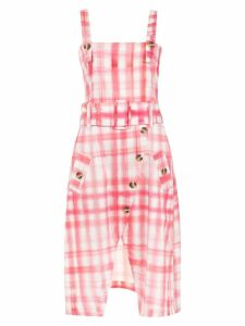 Olympiah Petri midi dress - Pink