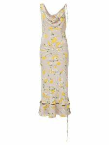 Altuzarra 'Norma' Dress - NEUTRALS