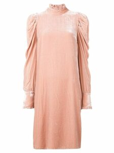 Ulla Johnson draped sleeve dress - Pink