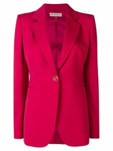 Emilio Pucci Pink Single-breasted Blazer