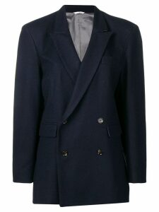 Aries double breasted blazer - Blue