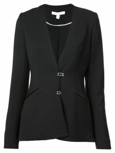 Jonathan Simkhai stretch Basque blazer - Black