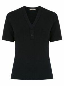 Egrey buttoned blouse - Blue