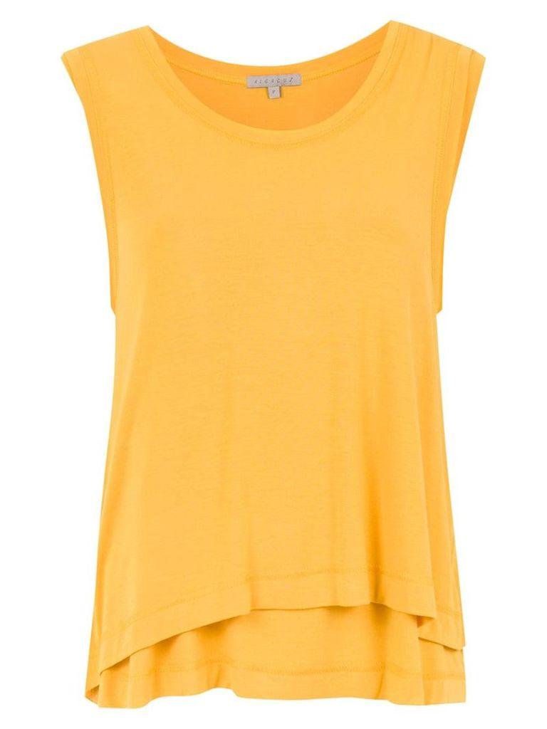 Alcaçuz Frederica blouse - Yellow