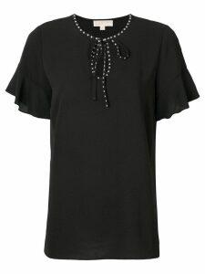 Michael Michael Kors loose fit blouse - Black