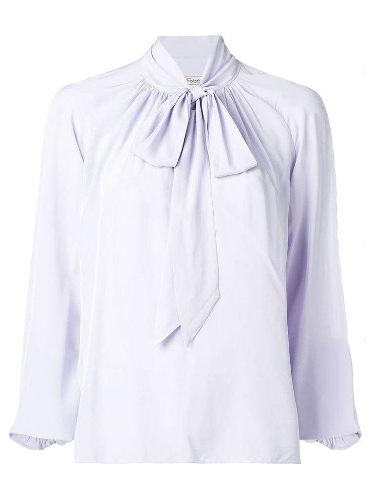 Temperley London Reba blouse - Purple