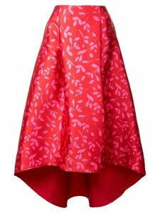 Sachin & Babi Avalon printed skirt - Red