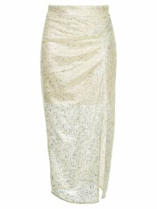 Manning Cartell Flash Bulb skirt - Metallic