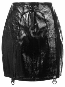 RtA zander mini skirt - Black