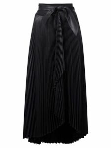 A.L.C. pleated skirt - Black